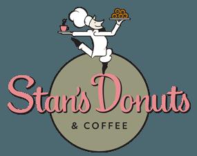 Stan's Donuts & Coffee logo